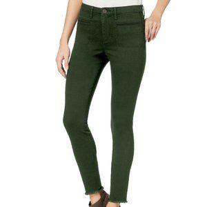 NWT! Maison Jules Skinny Jeans Olive